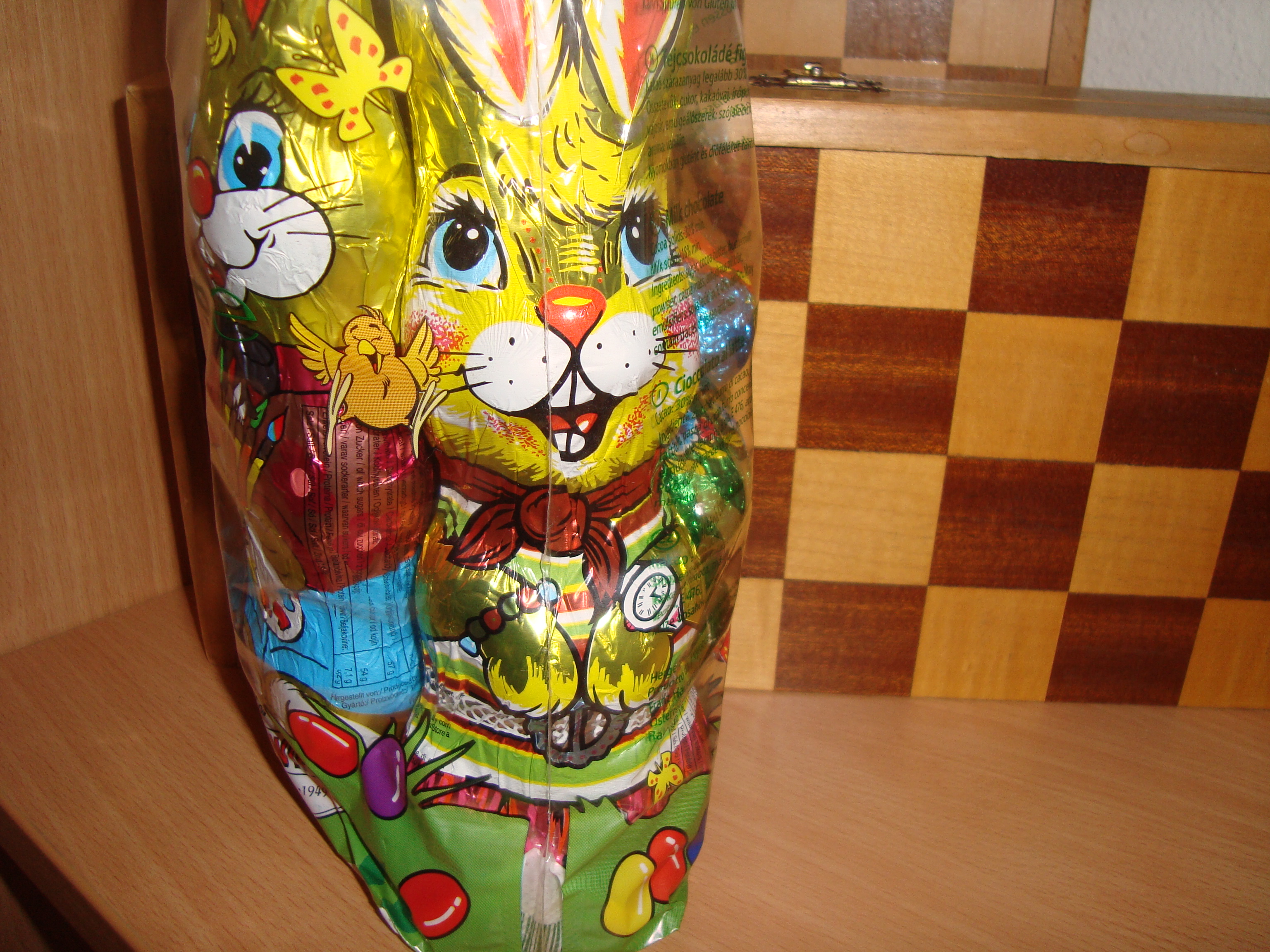 Oster goody bag beim 2 rapid rabbit f r jede n for Endtabelle bundesliga