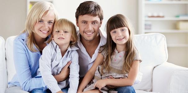 Mehr Zeit für die Familie, der Finanzplan kommt von DKT!